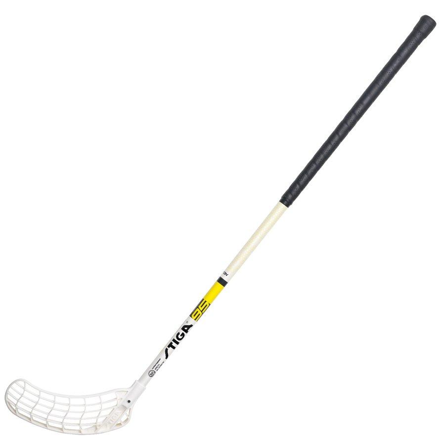 Pravá florbalová hokejka Movon, Stiga - délka 95 cm
