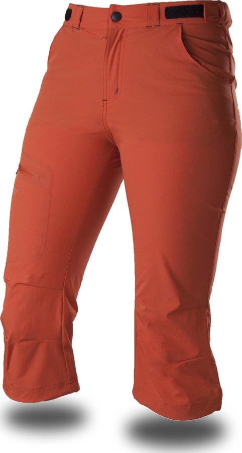 Oranžové dámské kraťasy Trimm