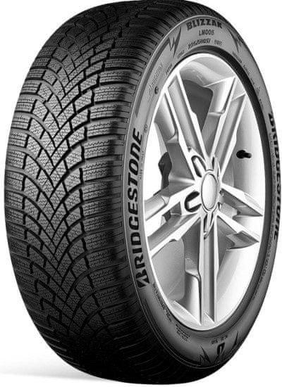 Zimní pneumatika Bridgestone - velikost 195/60 R16