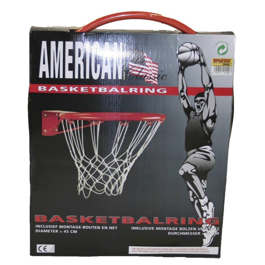 Basketbalový koš - Basketbalový koš odpružený Spartan