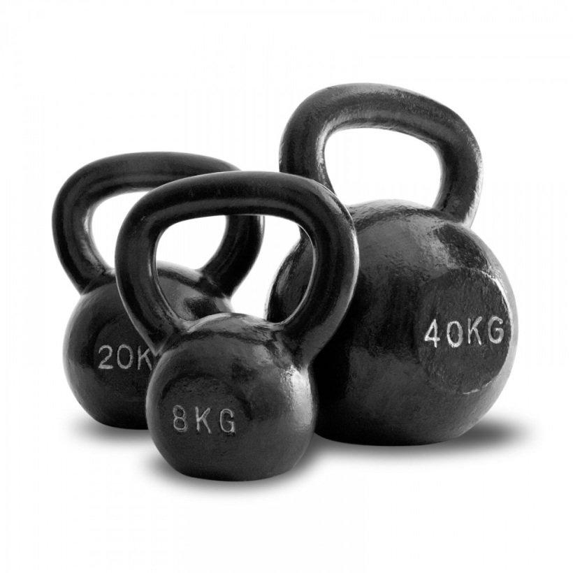 Kettlebell - Kettlebell váha: 6