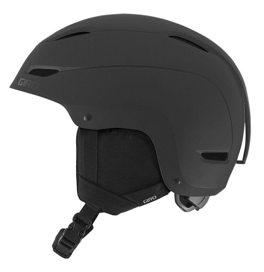 Černá lyžařská helma Giro