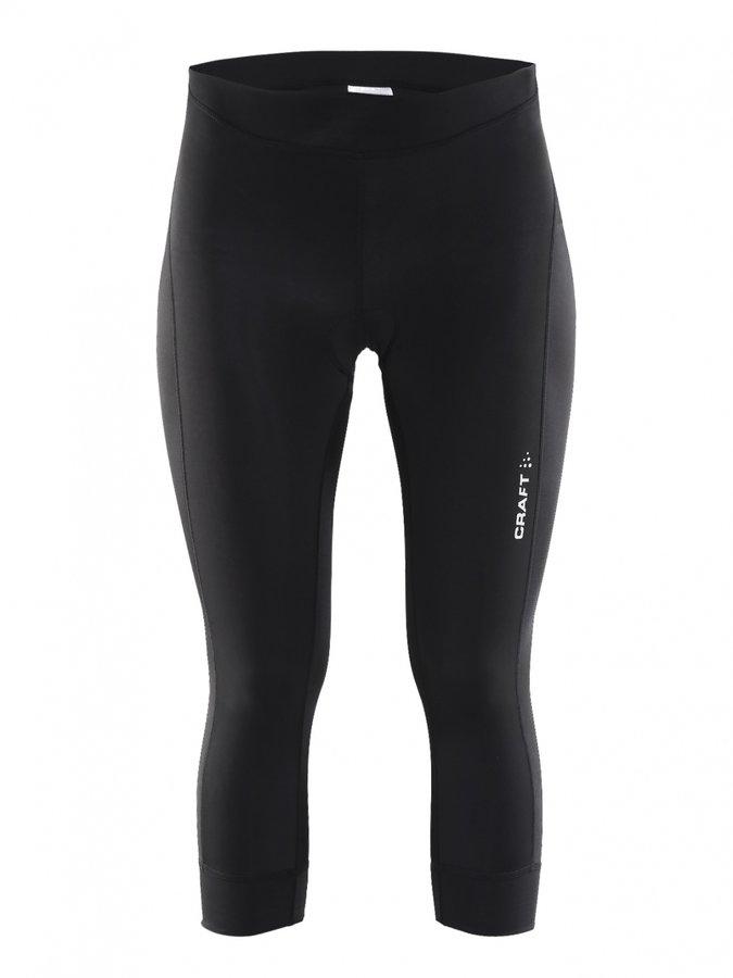 3/4 dámské cyklistické kalhoty s vložkou Craft - velikost S