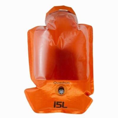 Vodotěsný obal - Forclaz Vodotěsný Kompresní Obal 15 L