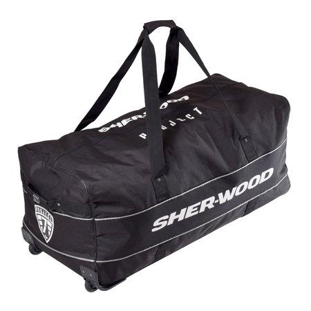 Černá taška na hokejovou výstroj - senior Sher-Wood