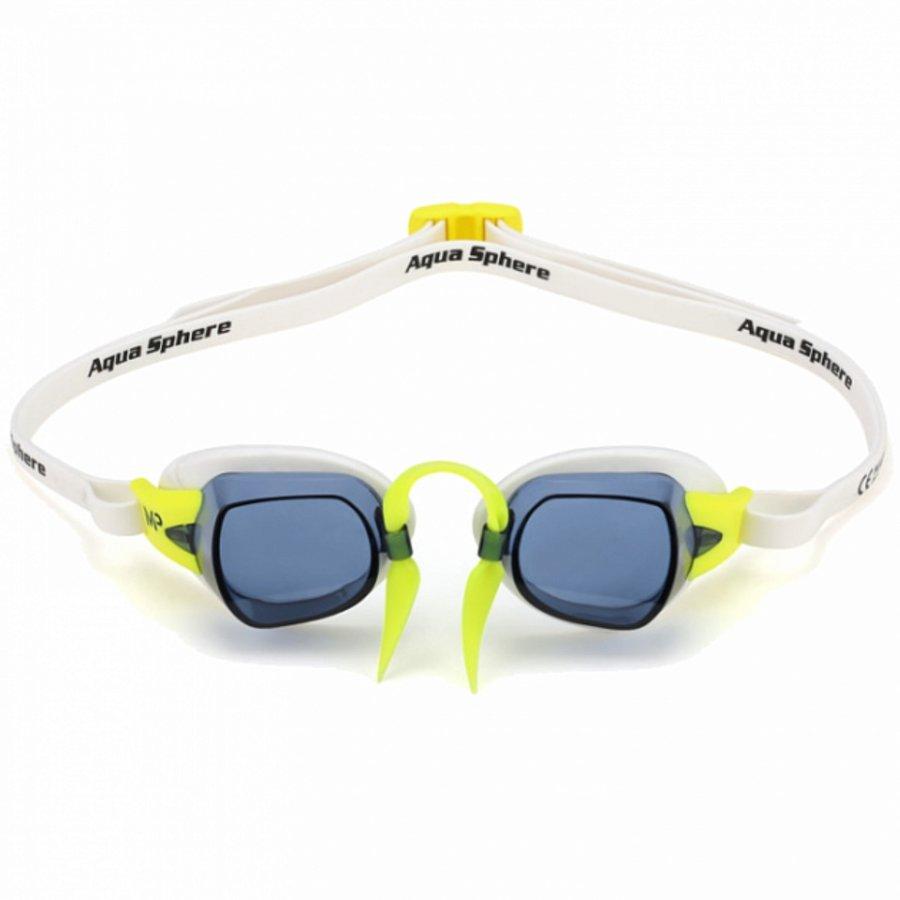 Žluté plavecké brýle Michael Phelps Chronos, Aqua Sphere