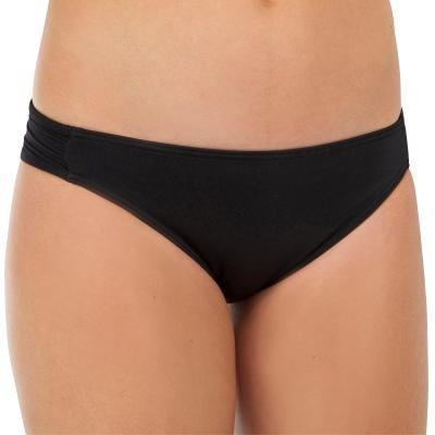 Černé dívčí plavky - spodní díl Olaian
