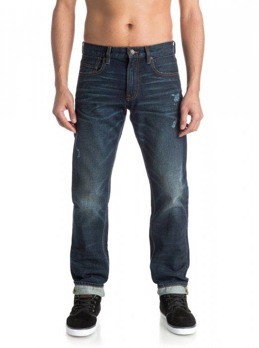 Modré pánské džíny Quiksilver