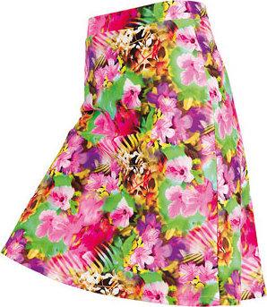 Růžová dámská sukně Litex