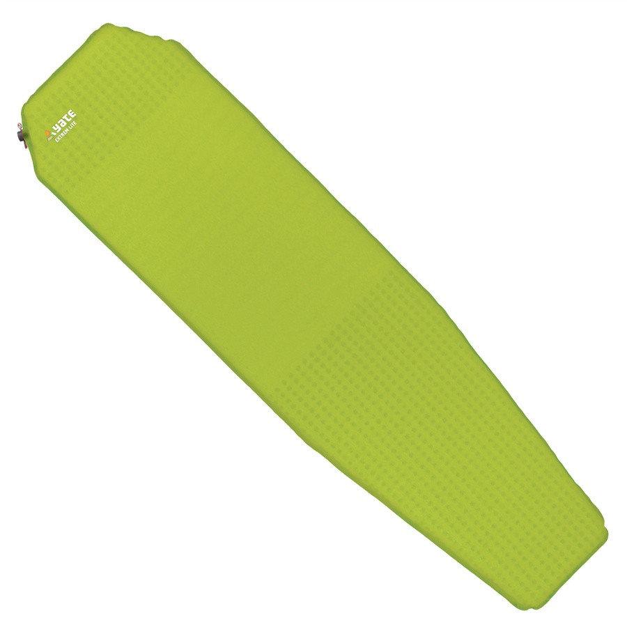 Zelená samonafukovací karimatka Yate - tloušťka 3,8 cm