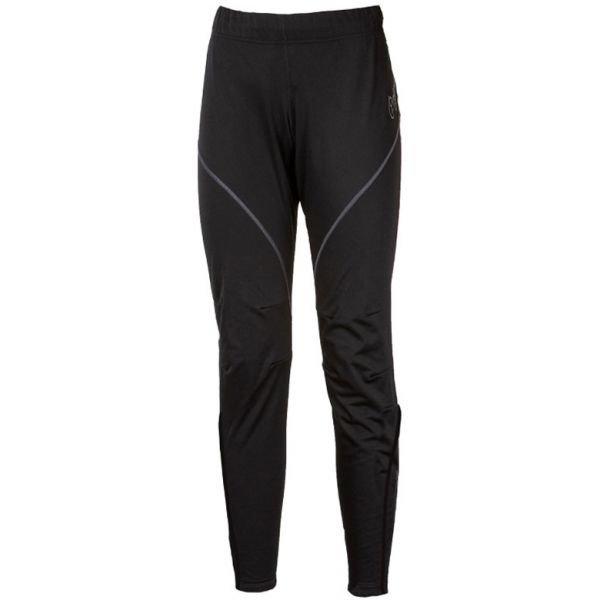 Černé dámské kalhoty na běžky Progress