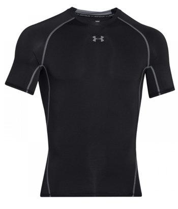Černé pánské tričko s krátkým rukávem Under Armour