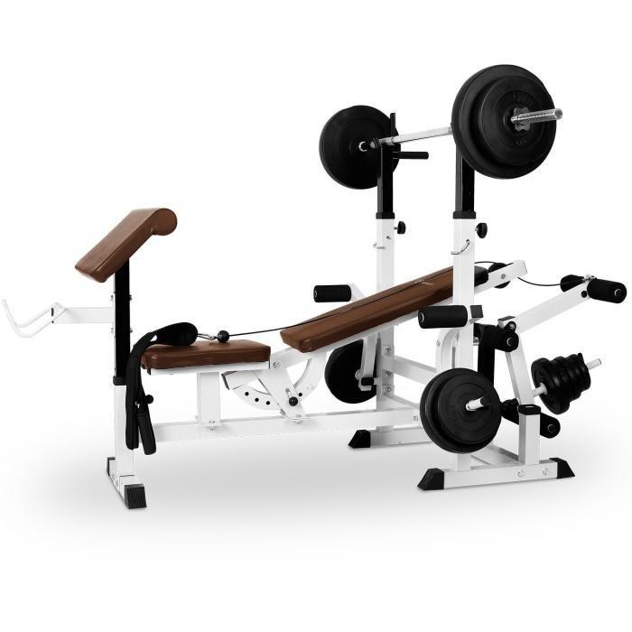 Posilovací lavice - KLARFIT posilovací lavice, bench press