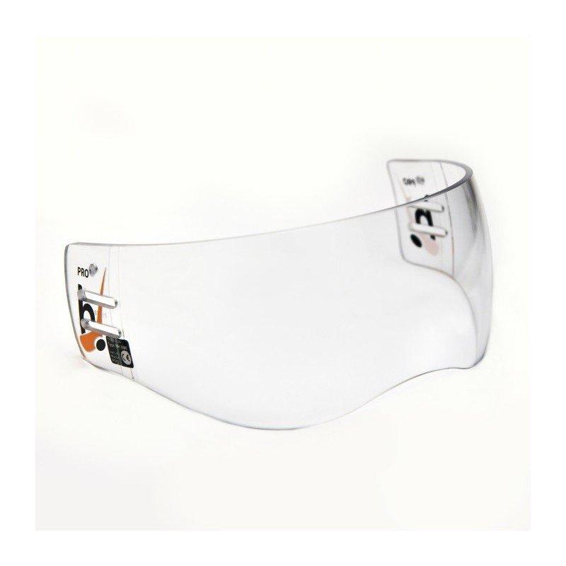 Plexi na hokejovou helmu - Plexi Hejduk 990 Pro Line