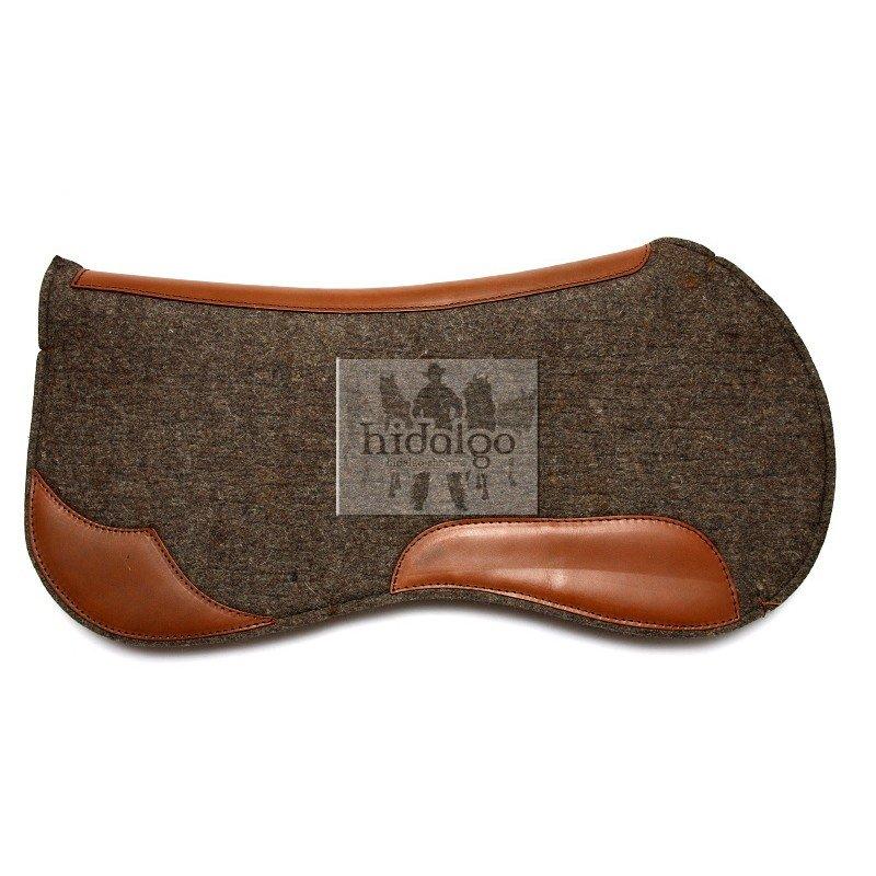 Deka na koně - Westernová filcová podsedlová deka Premium Butterfly