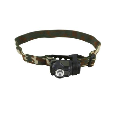 Čelovka - Čelovka PREDATOR CREE 3W maskovaný pásek