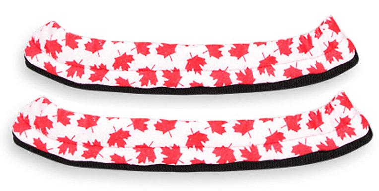 Bílo-červený chránič nožů A&R