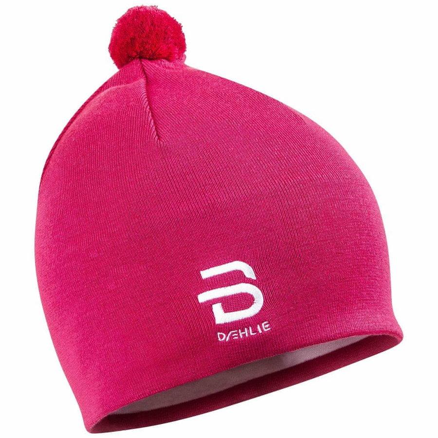 Růžová běžecká čepice Bjorn Daehlie - univerzální velikost