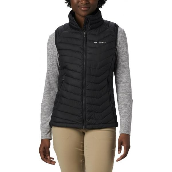 Černá dámská vesta Nike