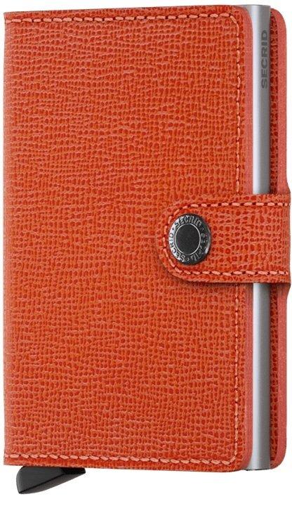 Peněženka - Secrid Miniwallet Crisple Orange