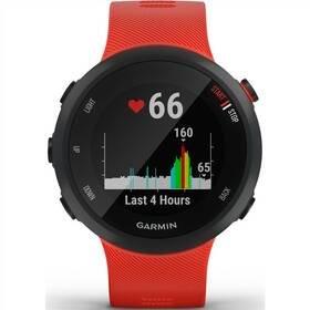 Červený sporttester Forerunner 45 Optic, Garmin