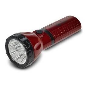 Černo-červená svítilna WN10, Solight