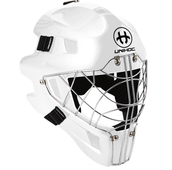 Brankářská florbalová maska Optima, Unihoc