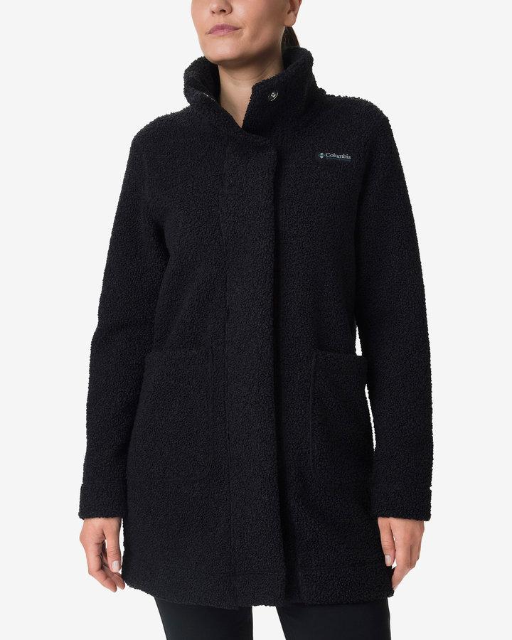 Černá dámská bunda Columbia - velikost M