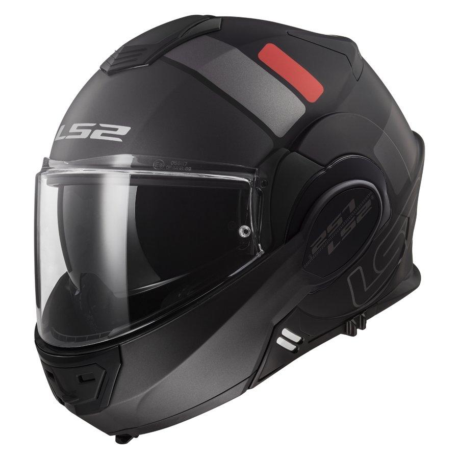 Helma na motorku LS2 - velikost 63-64 cm