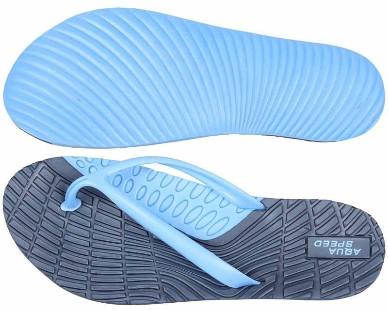 Žabky - Bahama dámské žabky barva: modrá;velikost (obuv / ponožky): 38