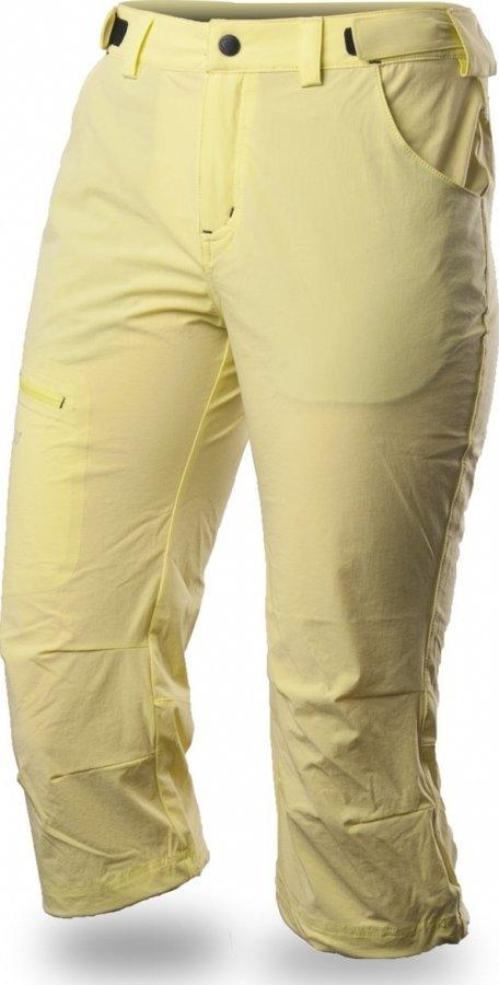 Žluté dámské kraťasy Trimm