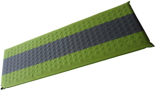 Zelená samonafukovací karimatka Acra - tloušťka 7 cm