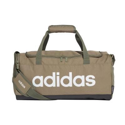 Khaki sportovní taška Adidas - objem 20 l