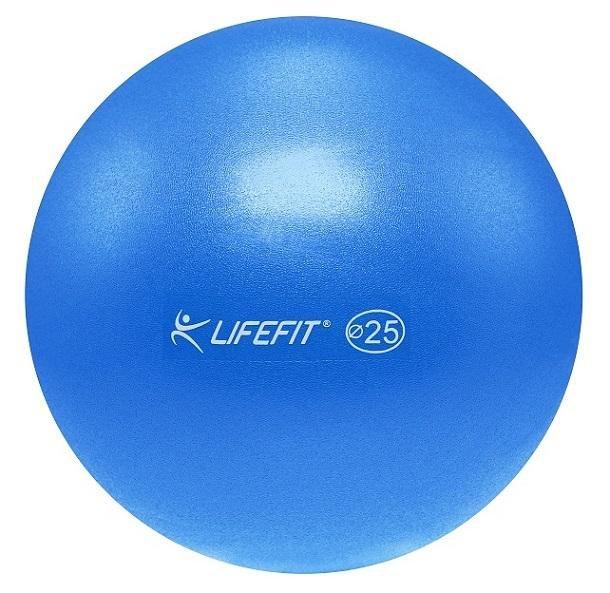 Overball - Míč OVERBALL LIFEFIT 25cm, modrý