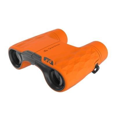Oranžový dětský dalekohled Quechua