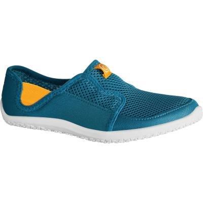 Modré dětské boty do vody 120, Subea - velikost 28,5 EU