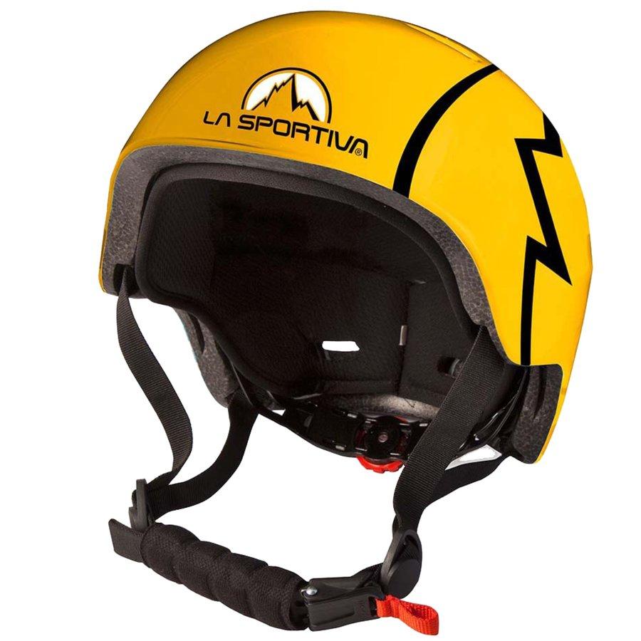 Žlutá horolezecká helma Combo, La Sportiva