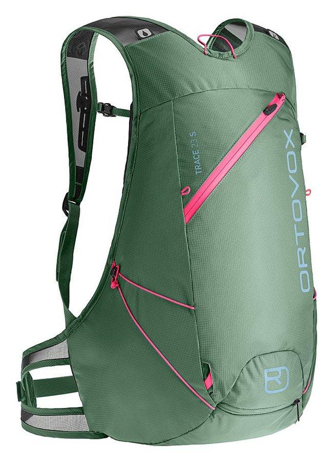 Zelený skialpový batoh Ortovox - objem 23 l