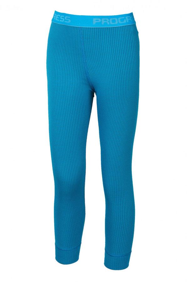Modré dětské funkční kalhoty Progress
