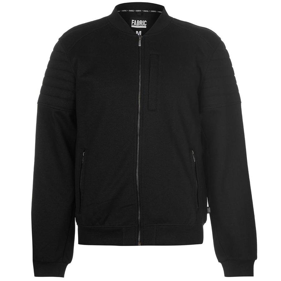 Černá pánská bunda Fabric