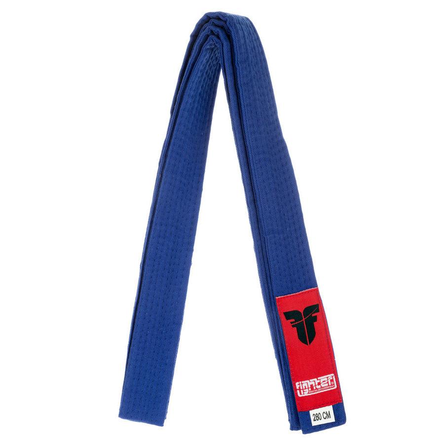 Modrý judo pásek Fighter