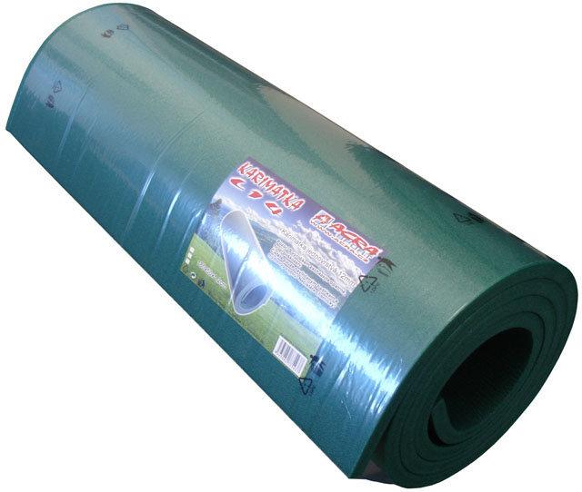 Modrá karimatka Acra - tloušťka 1,2 cm