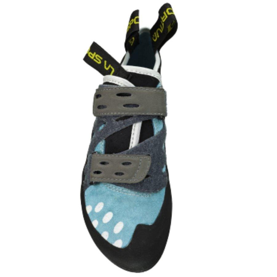 Černo-modré dámské lezečky Tarantula Women, La Sportiva - velikost 41,5 EU