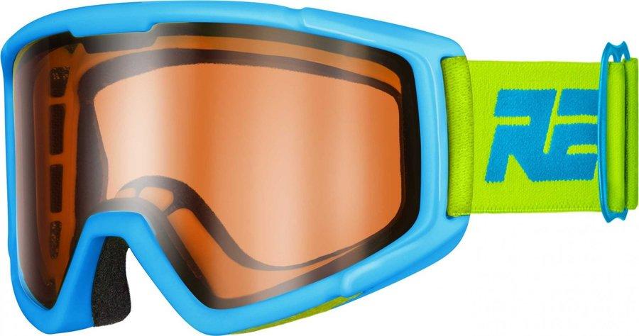 Modré dětské lyžařské brýle Relax