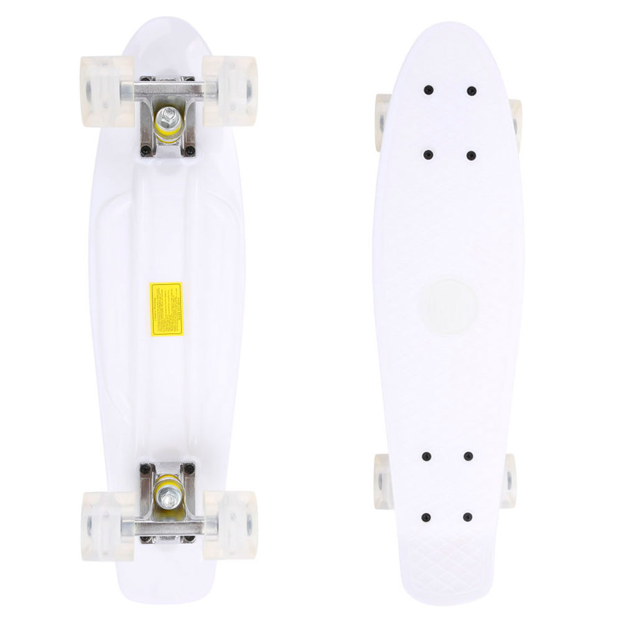 Bílý pennyboard Maronad