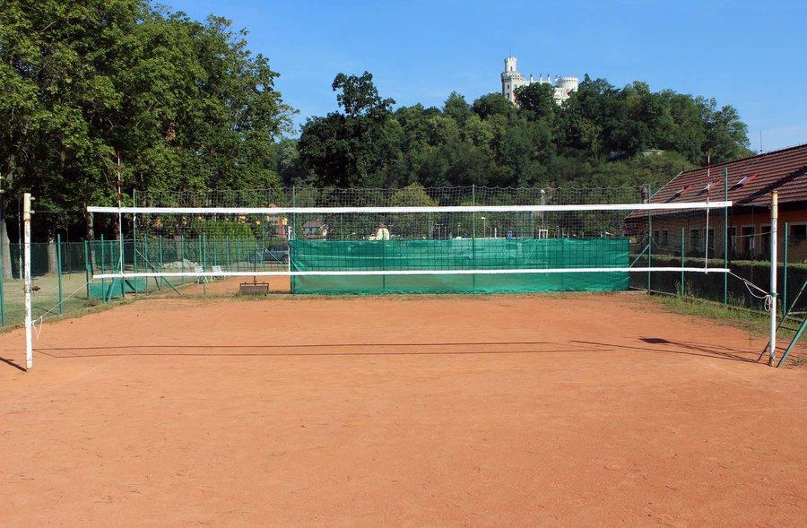 Volejbalová síť - Pokorný sítě Volejbal Liga Sport