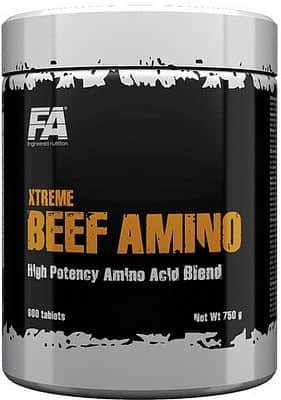 Protein - FA Xtreme Beef Amino 300 tablet