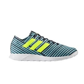 Modré kopačky turfy Adidas