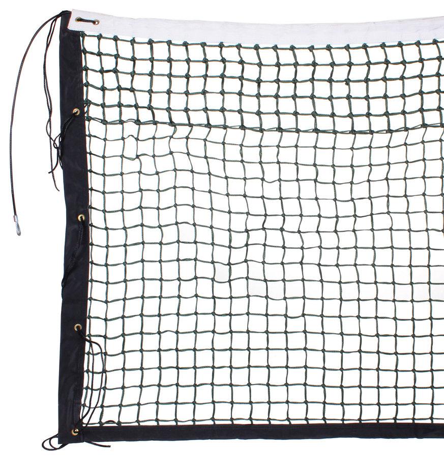 Černá tenisová síť TN 32 D, Merco
