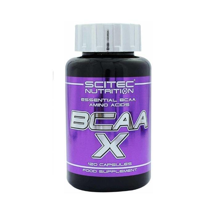 BCAA - Aminokyseliny BCAA-X - Scitec Nutrition